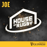 Logo of the podcast House of Rugby Shorts: Alastair Eykyn on a Commentators Life