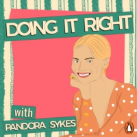 Logo of the podcast Doing It Right: Stacey Dooley