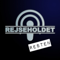 Logo of the podcast Rejseholdet- Resten