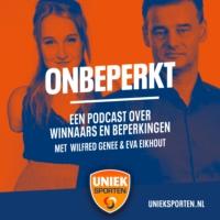 Logo du podcast ONBEPERKT Podcast