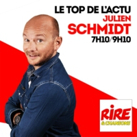 Logo of the podcast Julien Schmidt - Le top de L'actu - 12 décembre 2017
