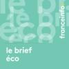 Logo of the podcast Le brief éco