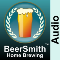 Logo of the podcast BeerSmith Home and Beer Brewing Podcast