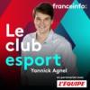 Logo of the podcast Le club esport de Yannick Agnel