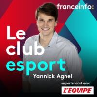 Logo du podcast Le club esport de Yannick Agnel