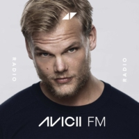 Logo of the podcast AVICII FM