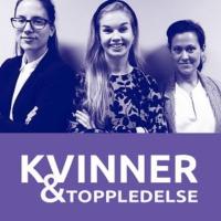 Logo of the podcast Kvinner og toppledelse