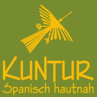 Logo of the podcast KUNTUR Spanisch Podcast