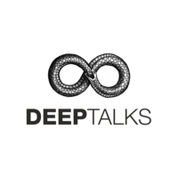 Logo of the podcast DEEP TALKS 45: Tomáš Šebek a Vladimír Dzuro (záznam Deep Talks LIVE 02)