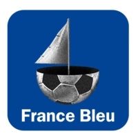Logo of the podcast La Manche côté mer France Bleu Cotentin