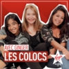 Logo of the podcast Les Colocs