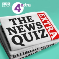 Logo of the podcast The News Quiz Extra