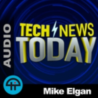 Logo of the podcast Tech News Today (MP3)