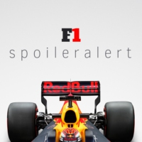 Logo of the podcast F1 Spoiler Alert