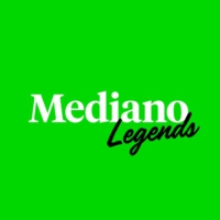 Logo of the podcast Mediano Legends