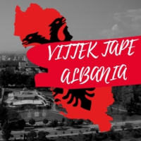 Logo du podcast Vittek Tape Albania 30-9-19