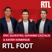 Logo du podcast RTL Foot : revivez PSG-Bordeaux et France-Italie en rugby