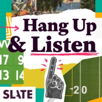 Logo of the podcast Hang Up and Listen