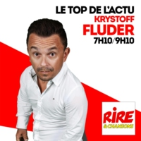 Logo du podcast Krystoff Fluder - Le calculateur de queue - Le top de l'actu