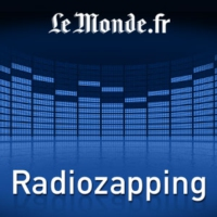 "Logo du podcast Radiozapping ""Le mal les a tués"""