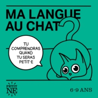 Logo of the podcast Ma Langue au chat