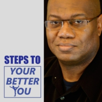 Logo of the podcast Steps To Your Better You