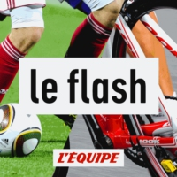 Logo of the podcast le flash l'Equipe
