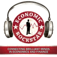 Logo of the podcast Economic Rockstar