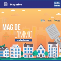 Logo of the podcast Agenda Immo du 11 Septembre 2020 - Mag de l'Immo