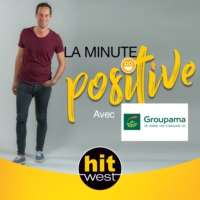 Logo du podcast LA MINUTE POSITIVE