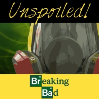 Logo of the podcast Breaking Bad, S04E05- Cornered