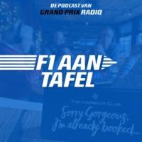 Logo du podcast F1 Aan Tafel