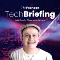 Logo of the podcast Das Tech Briefing —  mit Daniel Fiene & Gästen