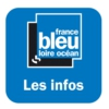 Logo du podcast Les infos de France Bleu Loire Océan