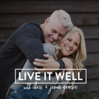 Logo du podcast Live It Well Podcast