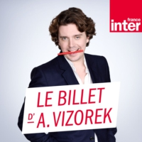 Logo of the podcast Le billet d'Alex Vizorek du mardi 19 mars 2019