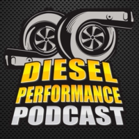 "Logo of the podcast RE-BROADCAST 6.4L Power Stroke ""Legend"" J.D. Gleason"
