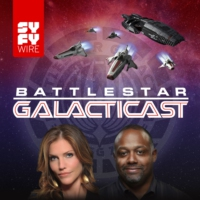 Logo of the podcast Battlestar Galacticast