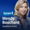 Logo du podcast Questions d'actu - Wendy Bouchard