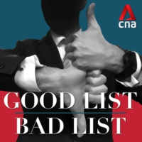 Logo du podcast Good List/Bad List with Steve Lai