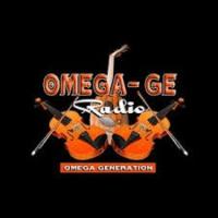 Logo of radio station omegaGEradio