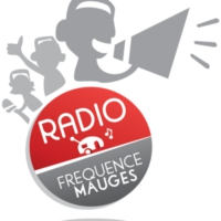 Logo of radio station FREQUENCE MAUGES