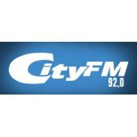 Logo of radio station City fm 92.0