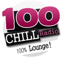 Logo of radio station 100 Chill Radio