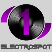 Logo of radio station ELECTROSPOT