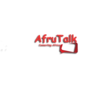Logo of radio station AfruTalk