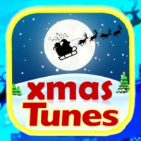 Logo of radio station Christmas Tunes