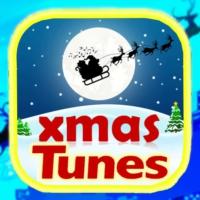 Logo of radio station Christmas Tunes