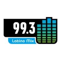 Logo de la radio KRGT Latino Mix 99.3 FM