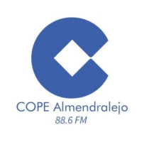 Logo of radio station COPE Almendralejo